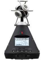 Zoom H3-VR 360º VR All-in-one ambisonic mic, recorder and decoder.
