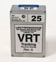 Used Lectrosonics VRT Tracking Venue Receiver Module - Block 25