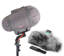 Rycote Cyclone Windshield Kit with Windjammer (Small)