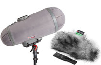 Rycote Cyclone Windshield Kit with Windjammer (Medium)