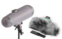 Rycote Cyclone Windshield Kit with Windjammer (Large)