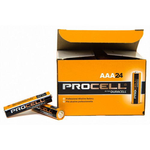 Duracell AAA Procell Battery (Box of 24)