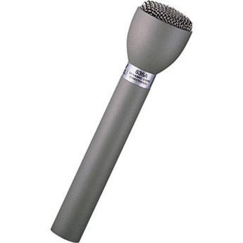 Electro-Voice 635 A - Omni-Directional Handheld Dynamic ENG Microphone