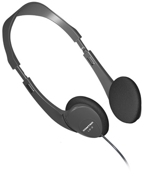 Comtek LS-3 On-Ear Mono Headphones