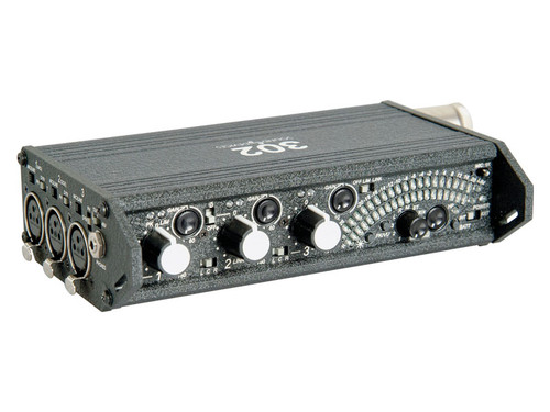 Sound Devices 302 3 Channel Field Mixer