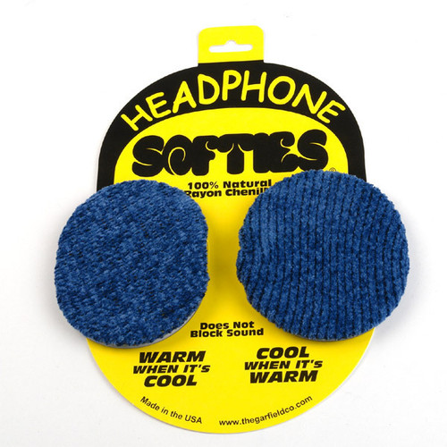 Garfield Headphone Softies (Blue) Sony 7506