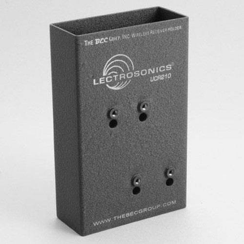 BEC Group 201 Mounting Box for Lectrosonics Receiver