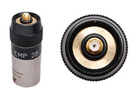 Ambient EMP2B Electret Lavalier Microphone Power Supply with Microdot for DPA Microphones