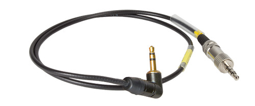 Ambient iTC-IN3.5 Timecode Input Cable TRS(RA) to 3.5mm TRRS