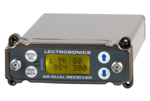 Lectrosonics SRC Dual Channel Slot Receiver - Block 941