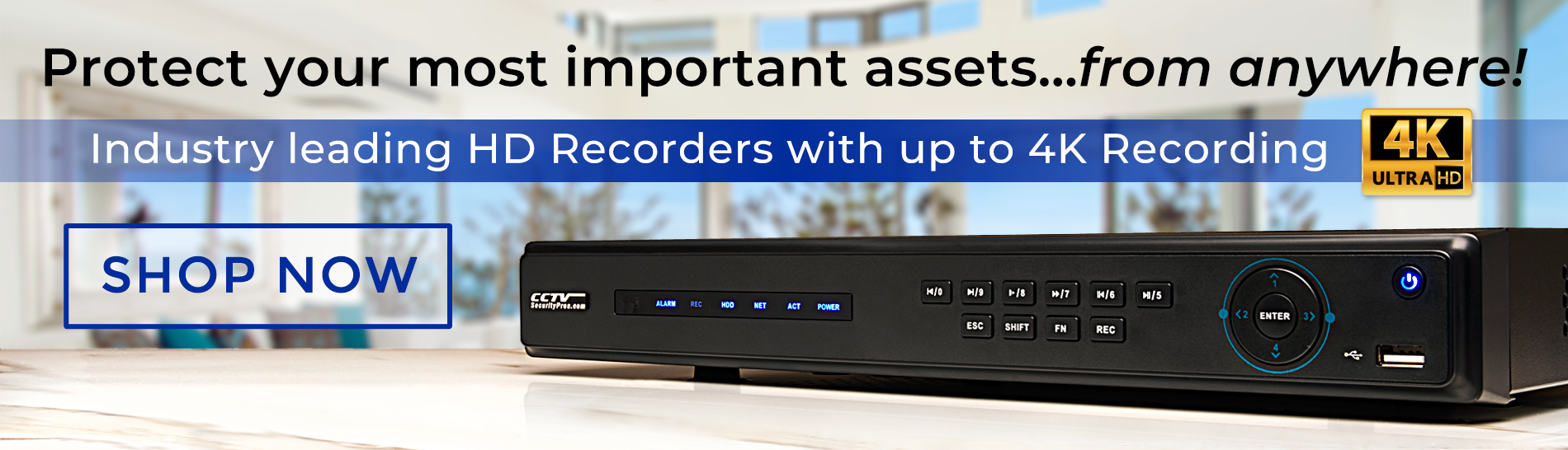 Industry Leading HD Recorders