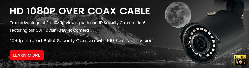 hd coax cable banner