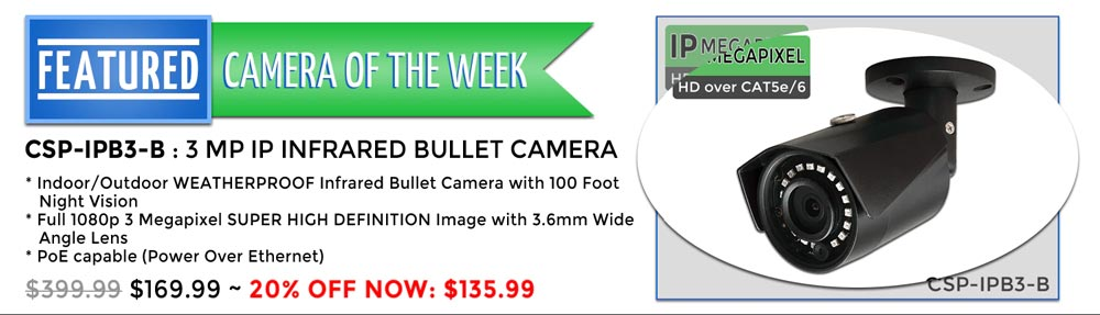 featured camera of the week banner