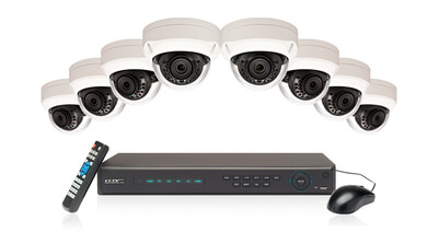 Most Popular HD Dome Camera Systems