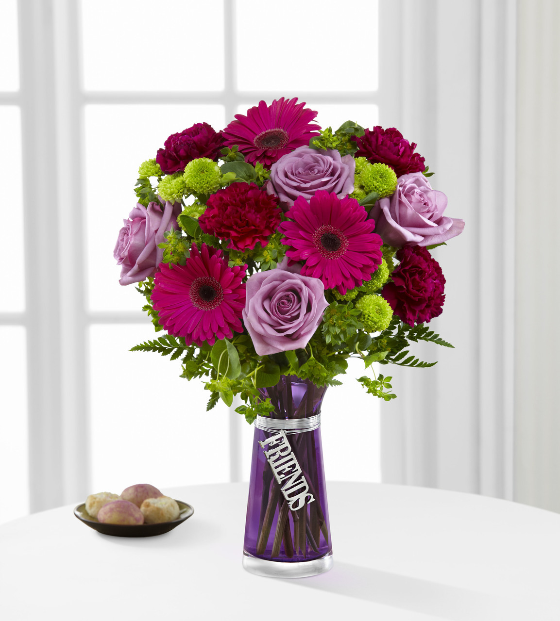 Friends bouquet simi valley flower delivery izmirmasajfo