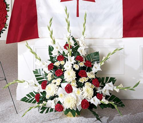 Cherished Farewell Arrangement Florist Simi Valley NY