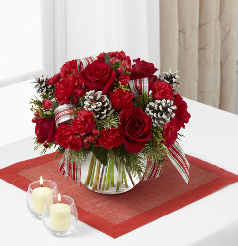 Christmas Peace Bouquet Simi Valley Flower Delivery
