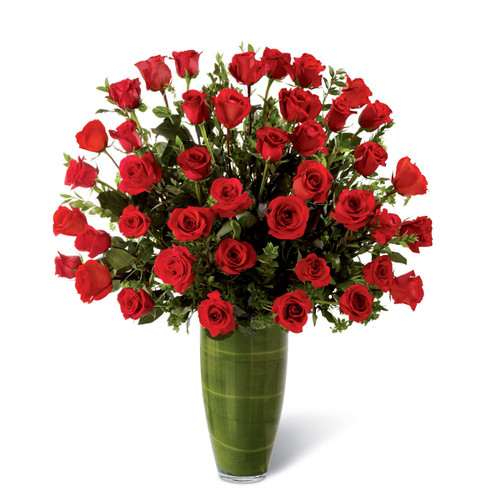 Fascinating Luxury Bouquet (36 Roses) Simi Valley Florist