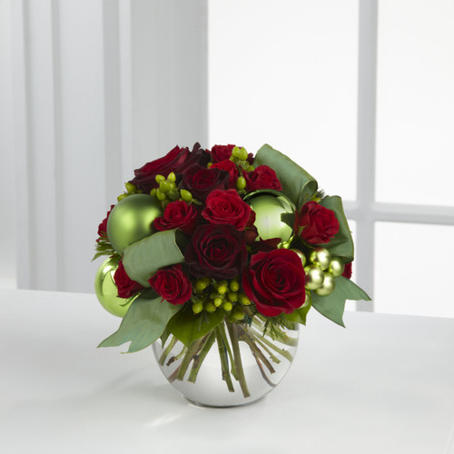 Holiday Bliss Bouquet Florist Simi Valley