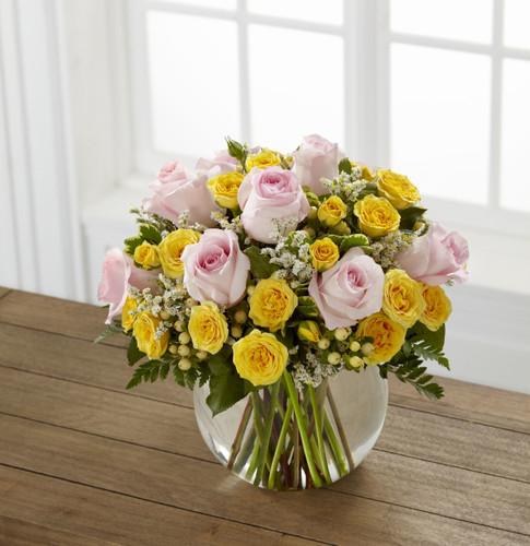 Soft Serenade Rose Bouquet Simi Valley Florist