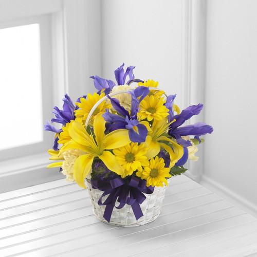 Spirit of Spring Basket Florist Simi Valley