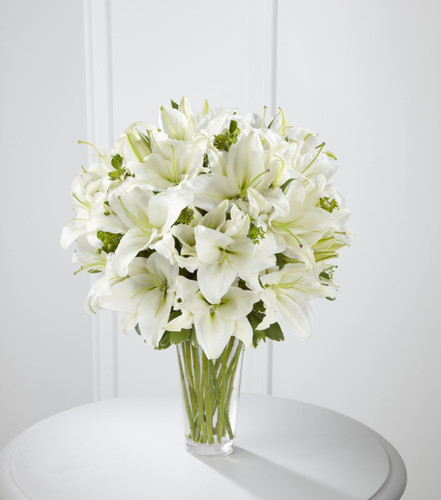 Spirited Grace Lily Bouquet Simi Valley Flower Delivery