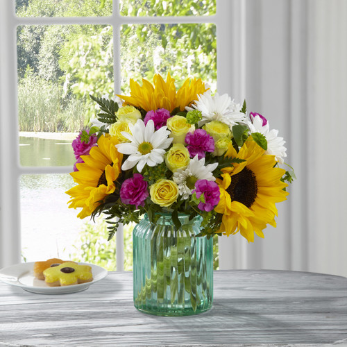 Sunlit Meadows Bouquet by Better Homes and Gardens Florist Simi Valley