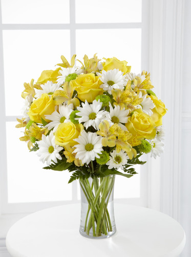 Sunny Sentiments Bouquet Flowers Simi Valley