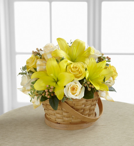 Sunny Surprise Basket Simi Valley Florist