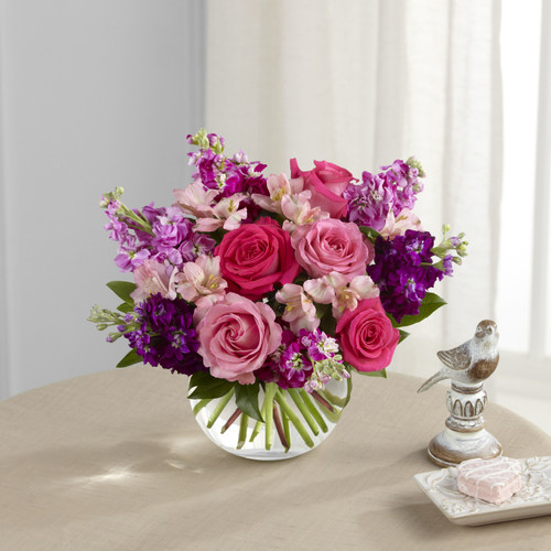 Tranquil Bouquet Flowers Simi Valley