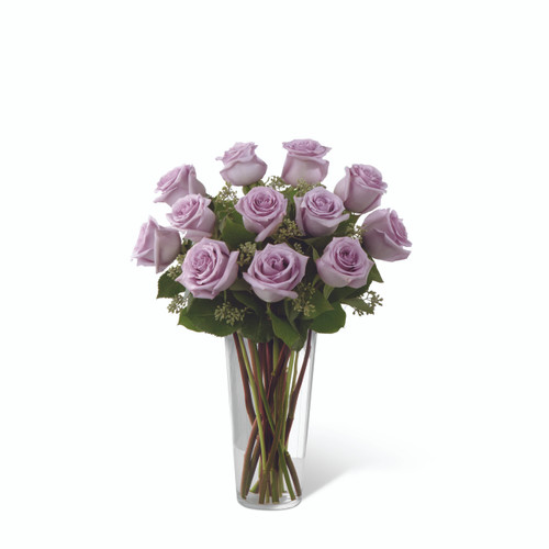 Dozen Lavender Roses Simi Valley Florist