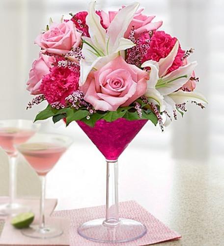 Cosmopolitan Bouquet