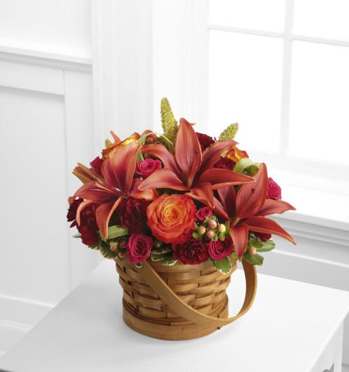 Abundant Harvest Basket Simi Valley Flower Delivery