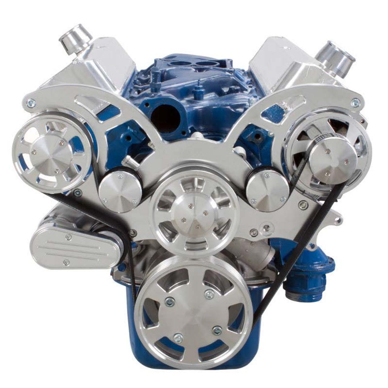 Ford 351 Alternator Wiring Diagram