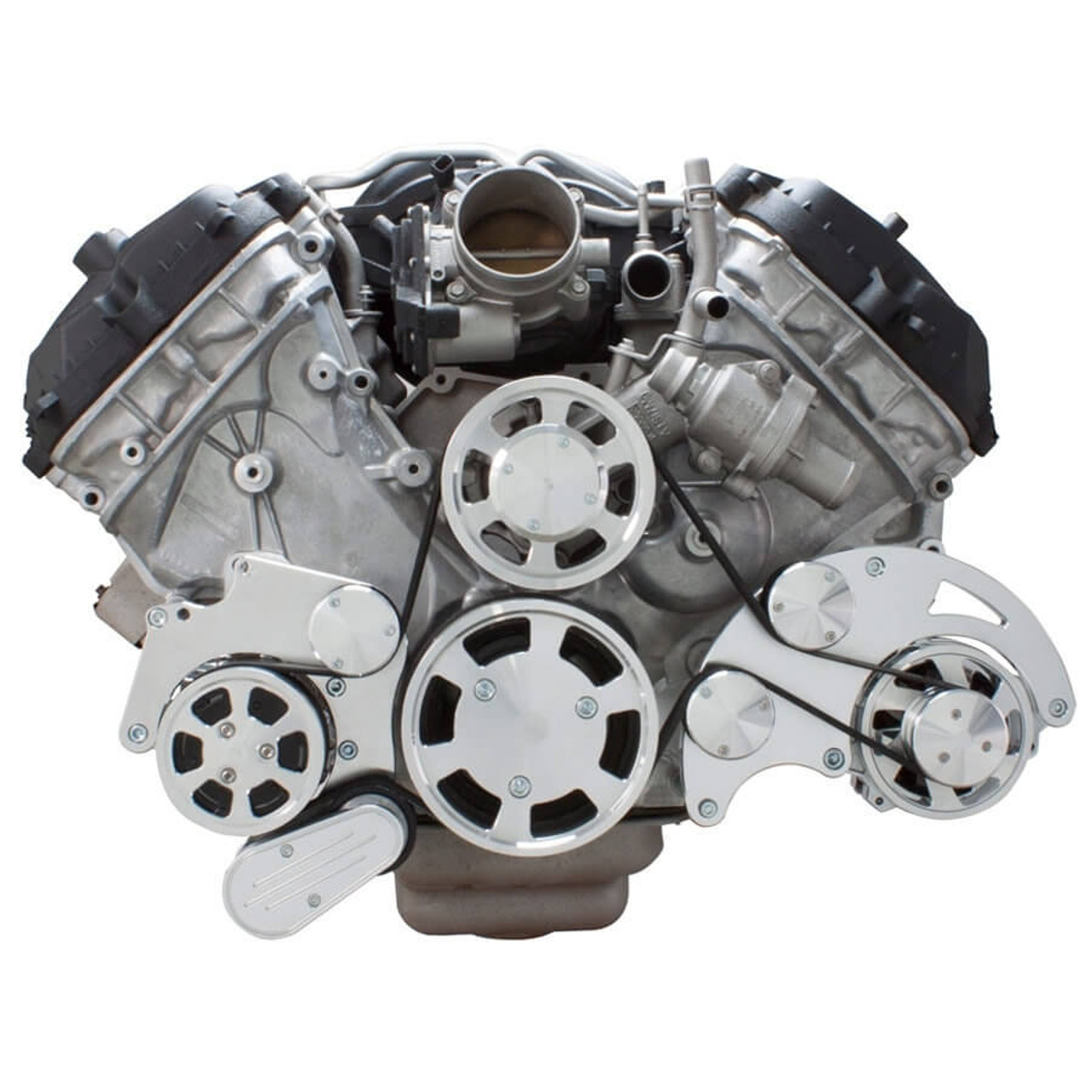 ... Serpentine System for Ford Coyote 5.0 - AC & Alternator ...