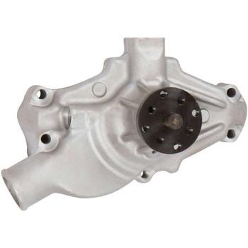 Chevy 283, 302, 327, 305, 350 & 400  Mechanical Water Pump, Aluminum