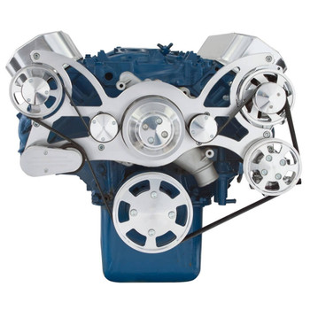 Serpentine System for 429 & 460 - Power Steering & Alternator