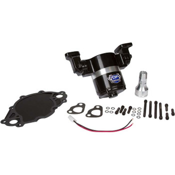 Ford 289-302-351W Small Block Electric Water Pump - 35 GPM, Black