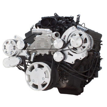 Serpentine System for LT1 Generation II - Alternator Only - All Inclusive