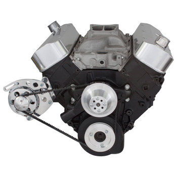 Chevy Big Block V-Belt System - Alternator Only