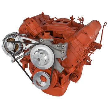 Chrysler Big Block Alternator Pulley System