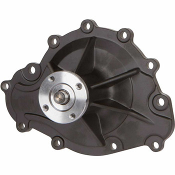 Stealth Black Pontiac Water Pump