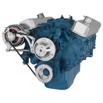 Chrysler Small Block Alternator System (318, 340 & 360)