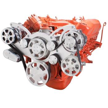 Serpentine System for Big Block Mopar - AC, Power Steering & Alternator - All Inclusive