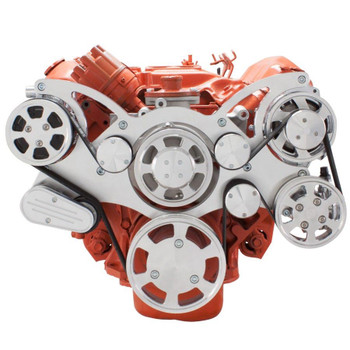 Serpentine System for Big Block Mopar