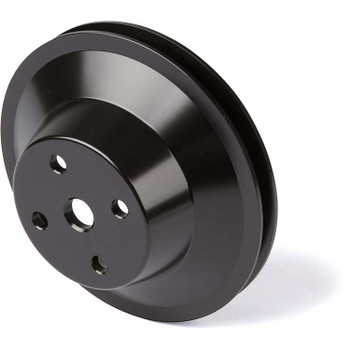 Black Big Block Chevy Pulley