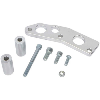 Chevy Big Block Alternator Relocation Bracket for Clearing A-Arms