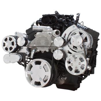 Serpentine System for LT1 Generation II - AC, Power Steering & Alternator - All Inclusive