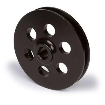 Stealth Black Ford Power Steering Pulley V-Belt 302 & 289