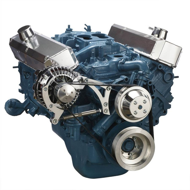 Small Block Chrysler Serpentine Conversion, Alternator Only